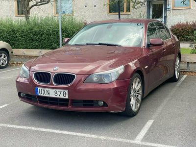 begagnad BMW 525 I SEDAN