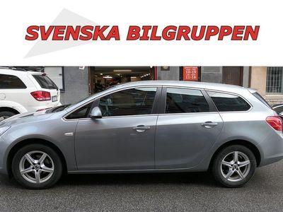 gebraucht Opel Astra 1.4 Turbo 140hk Sports Tourer S-V Alufälg