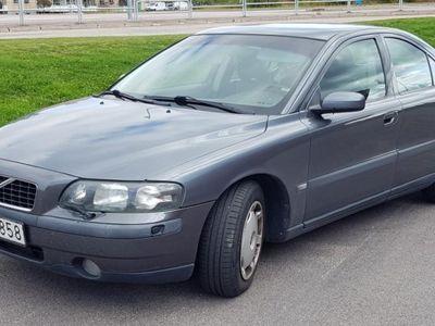 begagnad Volvo S60 R + 2.4 -04