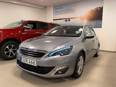 begagnad Peugeot 308 1.6 BlueHDI Allure Drag Dieselvär