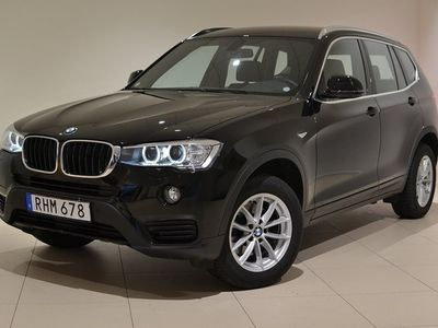 begagnad BMW X3 xDrive20d xDrive 20d Drag, Navigator