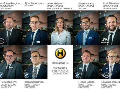 begagnad BMW X2 xDrive25e M Sport Navi Innovation HK Panorama