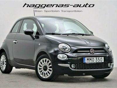 begagnad Fiat 500 Lounge 1.2 / 448:- årsskatt / Pano