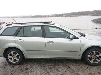 begagnad Mazda 6 KOMBI 2.0 TOURIN