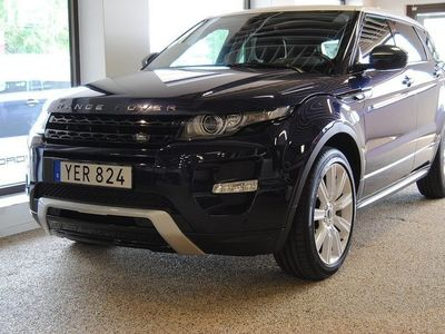 begagnad Land Rover Range Rover Sport Evoque 5-dörrar 2.2 SD4 4WD Automat 190hk