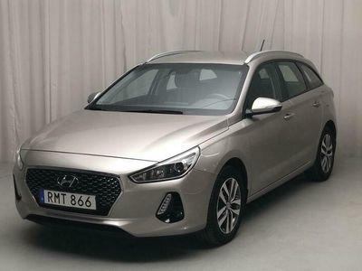 begagnad Hyundai i30 1.6 D Kombi (110hk)