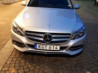 begagnad Mercedes C200 7G-Tronic Plus,184hk,15