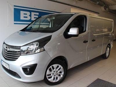 begagnad Opel Vivaro -16