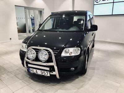 begagnad VW Caddy Maxi Life 2,0 Handikappanpassad