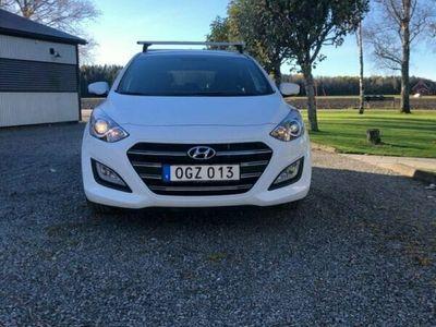 begagnad Hyundai i30 5-dörrar 1.6 CRDi Euro 6