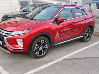 used Mitsubishi Eclipse Cross NS 1.5T CVT 4WD Busi -18