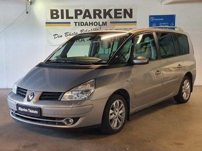 begagnad Renault Grand Espace 2.0 TCe Automat Privileg