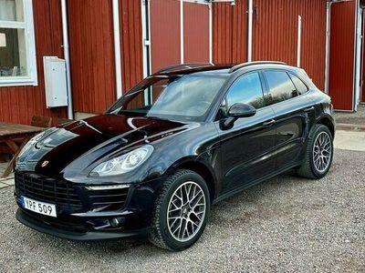begagnad Porsche Macan PDK 20TUM DRAG EURO6 2018, SUV Pris 469 000 kr