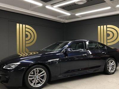 begagnad BMW 640 i xDrive Gran Coupé, F06 (320hk) M Sport