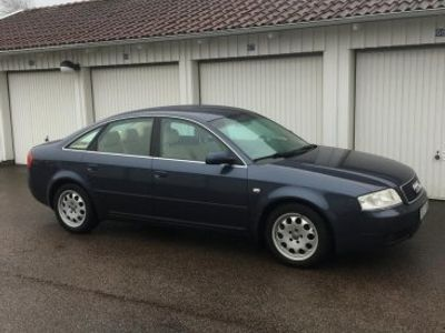 begagnad Audi A6 3.0 Halmstad -02