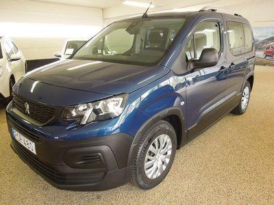 begagnad Peugeot Rifter 1.2 e-THP Euro 6 110hk -19