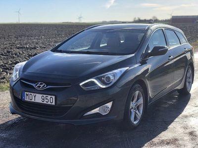 brugt Hyundai i40 cw 2.0 GDI 177hk / 10000 MIL / DR -12