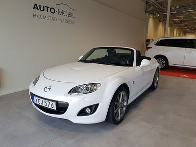 begagnad Mazda MX5 2,0 160 hk Recaro Soft top