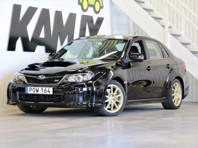 begagnad Subaru Impreza WRX STi 2,5 Racing | HEMLEVERANS