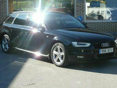 begagnad Audi A4 Avant 2.0 S-Line Alpine Edition Sport Plus (150hk)