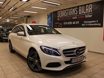 begagnad Mercedes C250 T d 4M 250T 4MATIC 7G-Tronic Plus Euro 6 204hk