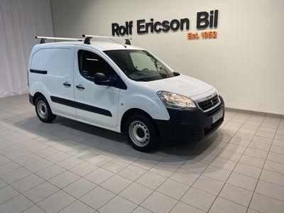 begagnad Peugeot Partner Skåpbil 1,6 BlueHDI 100hk ProPack