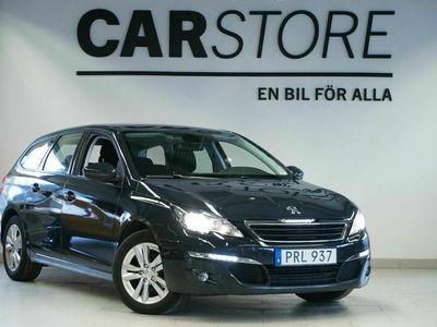 begagnad Peugeot 308 SW 1.6 BlueHDI 120 HK AUT