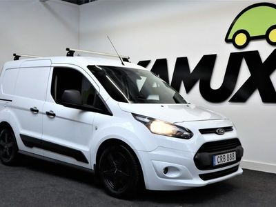 begagnad Ford Transit Connect SWB 1.3 EcoBoost