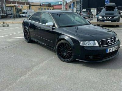 begagnad Audi S4 LIM QUATTRO 4,2