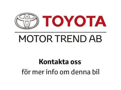 begagnad Toyota RAV4 2.0 Edition Feel TKG Garanti