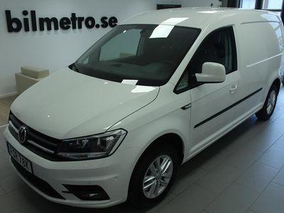 begagnad VW Caddy Maxi TSI 102 Drag/Värmare