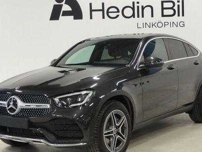 begagnad Mercedes 200 GLCd 4Matic Coupé AMG Park