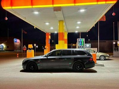 begagnad BMW 535 D
