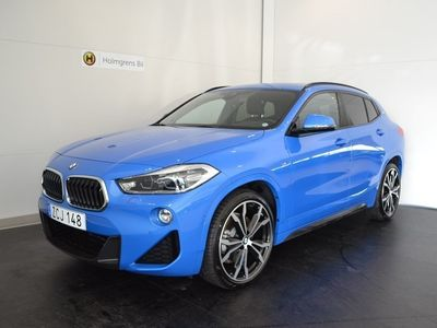 used BMW X2 xDrive20d M-Sport Panorama / Drag (190hk)