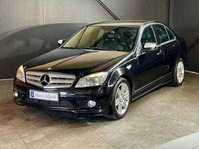 begagnad Mercedes C220 CDI Avantgarde, AMG Sport 170hk