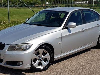 begagnad BMW 320 d EfficientDynamics Edition Comfort