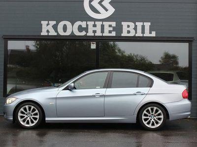 begagnad BMW 318 d 143hk Sedan Comfort