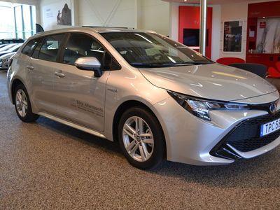 begagnad Toyota Corolla Touring Sports Hybrid 1,8 Elhybrid Active SPI Vinterhjul ingår