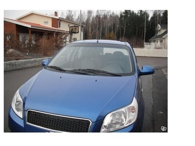 begagnad Chevrolet Aveo 2008