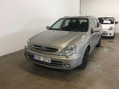 begagnad Citroën Xsara kombi -04