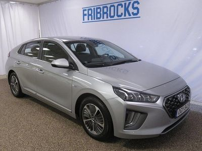 begagnad Hyundai Ioniq Plug-in 1.6 Premium Plus DCT 2020, Sedan 288 900 kr