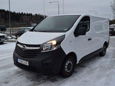 begagnad Opel Vivaro 1.6 CDTI90hk Momsbil L1H1 Van -15