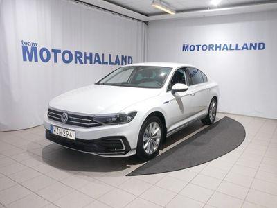 begagnad VW Passat GTE LIM