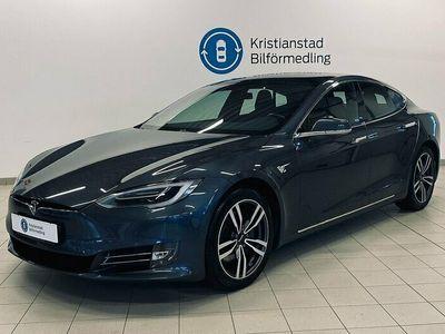 begagnad Tesla Model S 100D 423hk Premium Interior pack, Panorama
