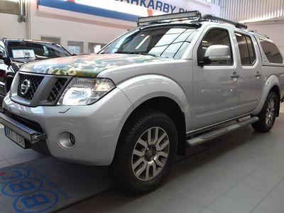 begagnad Nissan Navara 2,5 dCi Aut 190hk DC / Kåpa / Nav / X-Ljus / T-Lucka