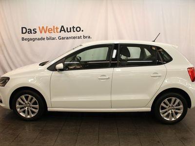 begagnad VW Polo TSI 90 MAN 1.2