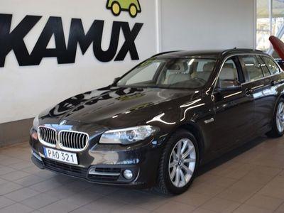 begagnad BMW 530 d xDrive Touring Steptronic | 258 hk | Drag | D-värm | Navi | Sov |