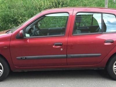 gebraucht Renault Clio LÅGMILARE -00