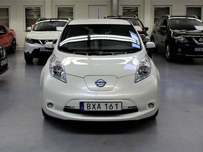 begagnad Nissan Leaf 30 kWh Single Speed ACENTA 2017, Halvkombi 189 900 kr