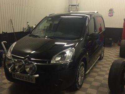 begagnad Citroën Berlingo HDi 75 -13